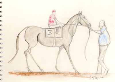 Jen Ferguson watercolor